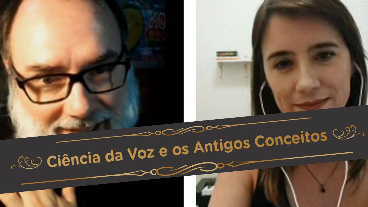 Ciência da Voz e os Antigos Conceitos | Live Ariel Coelho