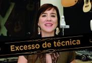 Excesso de técnica - Pra Cantar - Miniaturas personalizadas